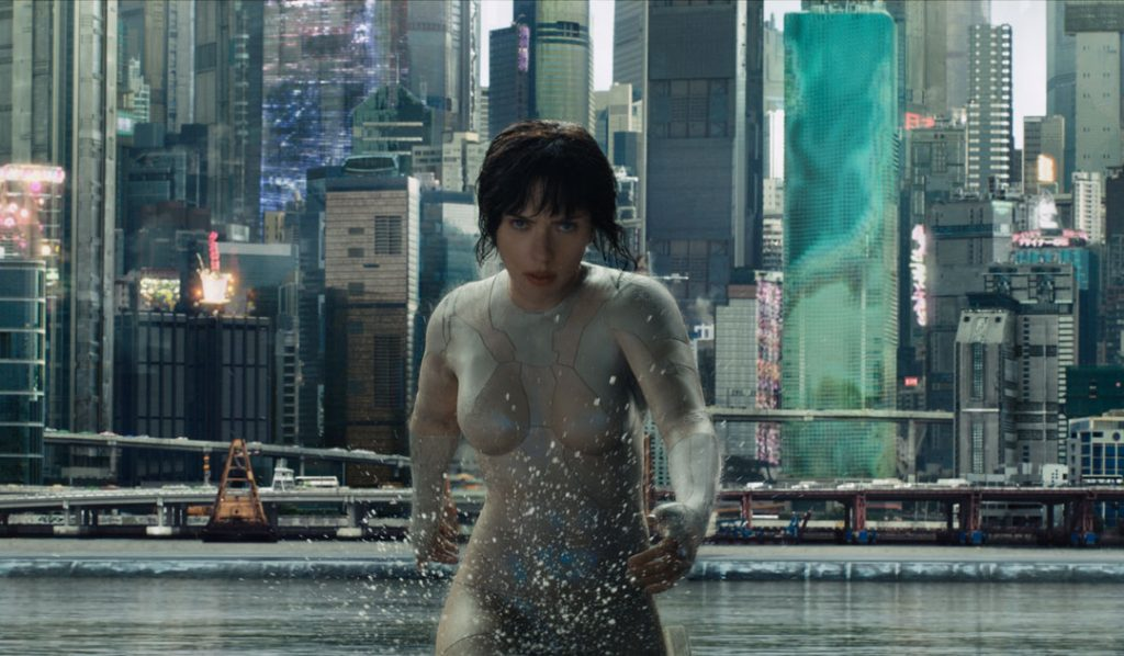 WATCH :: NEW GHOST IN THE SHELL TRAILER