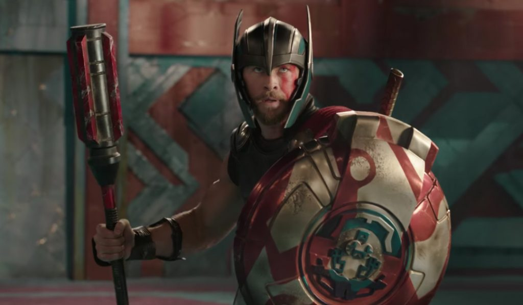 THOR RAGNAROK LOOKS AWESOME