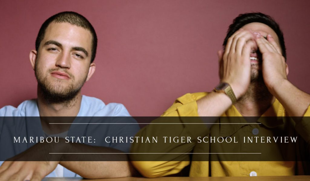 MARIBOU STATE :: CHRISTIAN TIGER SCHOOL