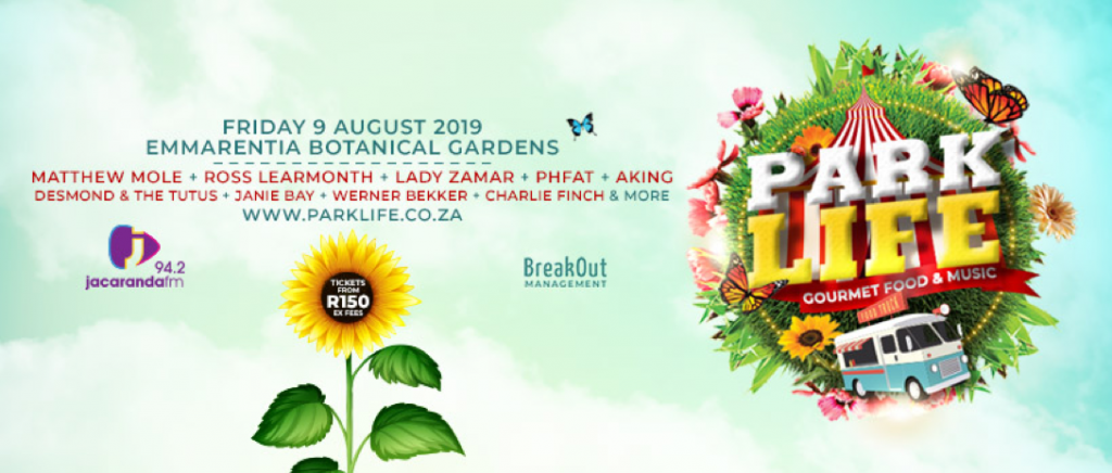 Parklife Gourmet Food & Music Festival celebrates an all local line-up this Women's Day!